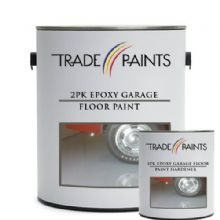 2 Pack Epoxy Garage Floor Paint